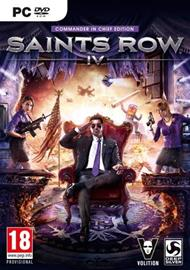 Saints Row IV, PC-peli