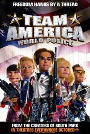 Team America - Maailman poliisi (Team America: World Police, Blu-Ray), elokuva