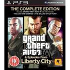 Grand Theft Auto IV - GTA 4 Complete Edition, PS3-peli