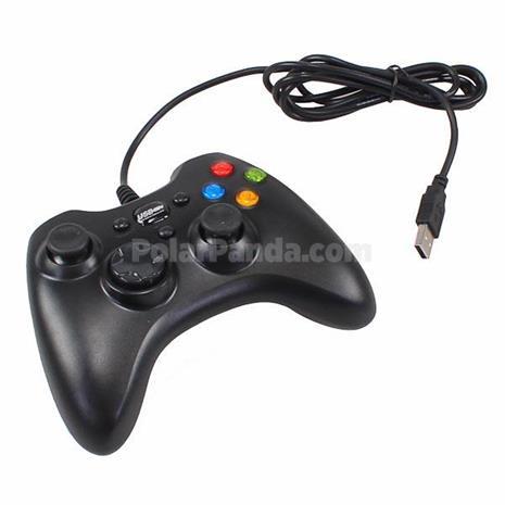 Microsoft Xbox 360 Wired for Windows, X360/PC-ohjain