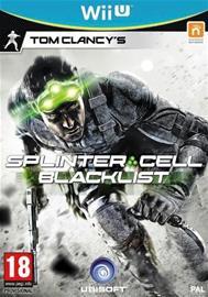 Tom Clancy's Splinter Cell: Blacklist, Nintendo Wii U -peli
