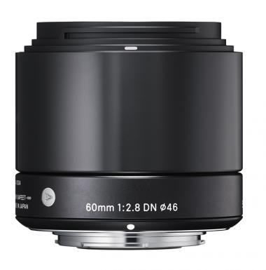 Sigma 60mm F2.8 DN Art, objektiivi