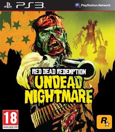 Red Dead Redemption: Undead Nightmare, PS3-peli