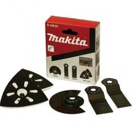 Makita MultiTool, tarvikesarja