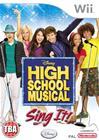 High School Musical, Nintendo Wii -peli