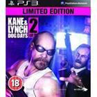 Kane & Lynch 2: Dog Days Limited Edition, PS3-peli