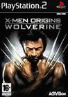 X-Men Origins: Wolverine, PS2-peli