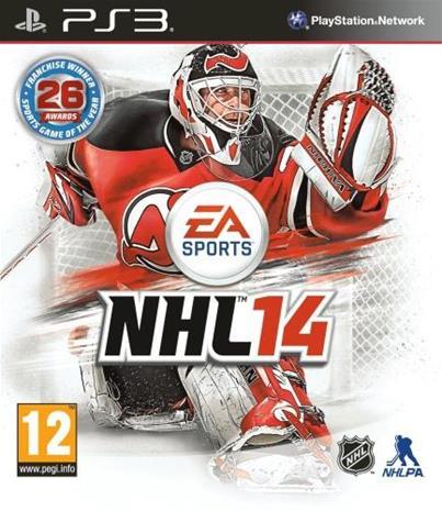 NHL 14, PS3-peli