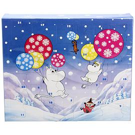 Muumi, joulukalenteri