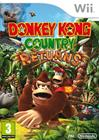 Donkey Kong Country Returns, Nintendo Wii -peli