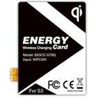 Qi Energy Card (Samsung Galaxy S III/S3)