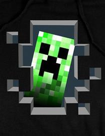 Minecraft Creeper Inside Huppari Small