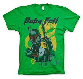 Star Wars Boba Fett - Bounty Hunter T-paita