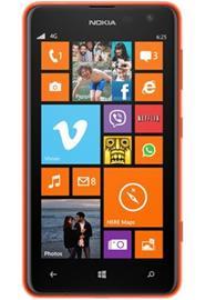 Nokia Lumia 625, puhelin