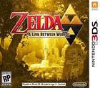 The Legend of Zelda: A Link Between Worlds, Nintendo 3DS -peli