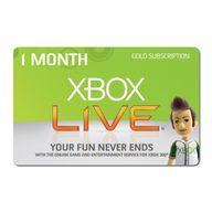 Xbox Live Gold 1 kk
